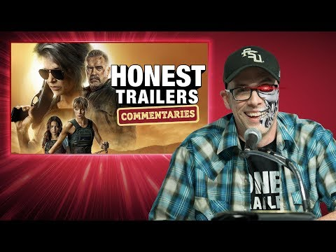 Honest Trailers Commentary | Terminator: Dark Fate
