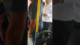 Tarado no ônibus