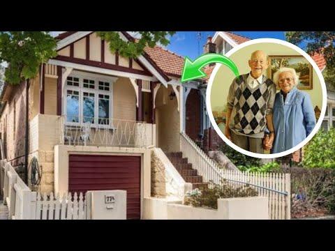 Bračni par je nakon 76 godina odlučio prodati svoju kuću. Kad su ušli unutra, ostali su bez teksta!