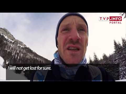 TVP Sport reporter sets out for K2