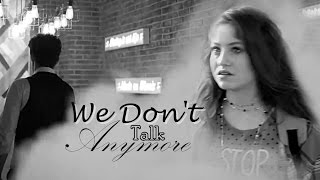Luna & Matteo - We Don't Talk Anymore #lutteo