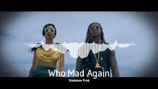 """Who Mad Again"" Jahyanai X Bamby X Tadj Mc Type Beat Dancehall Instrumental 2018 (Prod.@Stakanov)"