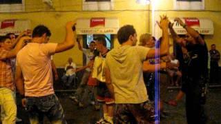 Dancing in Ribeirinha São Miguel Portugal