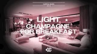 Light - Champagne for breakfast
