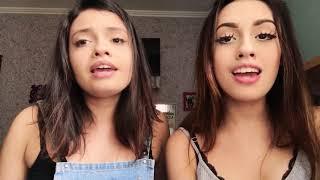 Sua cara - Anitta feat Pabllo Vittar (Cover Carolina e Vitória Marcilio)
