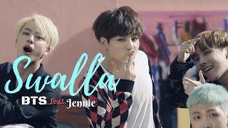 [FMV] BTS 'Swalla' feat. Jennie of BLACK PINK