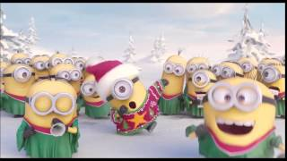 Minions movie - Christmas song HD (Despicable Me 3)