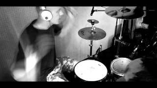 Breakdown Of Sanity - Lights Out (Drum Cover by Vadim Medved)