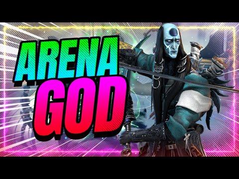 HE'S INSANE | God Tier Epic Nuker! | FULL Build & Graphics | RAID Shadow Legends