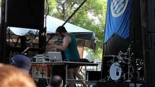 Aminals - Baths (live at pitchfork '11)