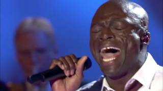 Seal    Here I Am Come And Take Me (HD Live in Chicago 2008)