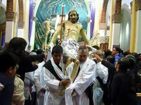VIERNES SANTO EN ATUNTAQUI- IMBABURA- ECUADOR