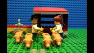 LEGO VRAŽDY V BOŽKOVĚ V ČEŠTINĚ