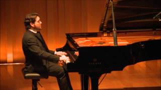 Live recording. Miguel Angel Acebo plays Beethoven Sonata op  109 (1st.  mov.)