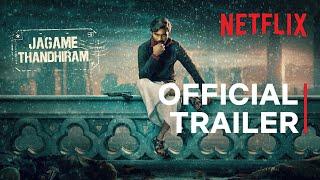 Jagame Thandhiram   Trailer   Dhanush, Aishwarya Lekshmi   Karthik Subbaraj   Netflix India