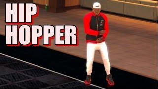 NBA 2k17 Mypark Celebration dance music video (HIP HOPPER) LIL YATCHY BLAC YOUNGSTA