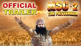 MSG-2 The Messenger   Official Trailer   Saint Gurmeet Ram Rahim Singh Insan