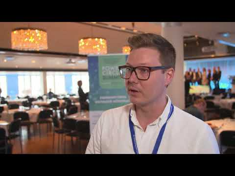 Power Circle Summit 2018 - Intervju med Daniel Lindén