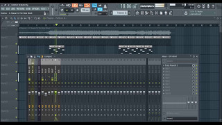 DAMSO - A. Nwaar Is The New Black (FL Studio Remake) | GS REMAKES