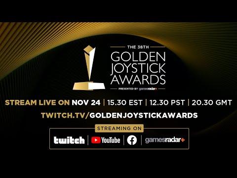The Golden Joystick Awards 2020 - LiveStream