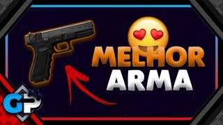 Pistola G18 Atualizada para atirar de RAJADA no Free Fire♥