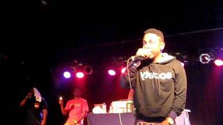Kendrick Lamar- Cut You Off live in ATL 8/27/11
