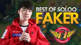 FAKER - BEST OF SOLOQ MONTAGE #1
