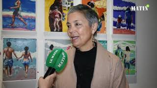Galerie Bab El Kébir : Malika Demnati expose son «Vivre ensemble»