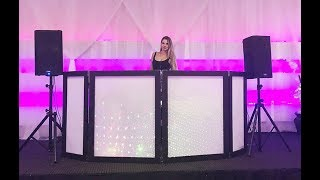 Russian wedding DJ Alisa in Hollywood Florida