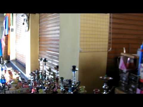 Maroko – Oujda – nákupy v starej Medine