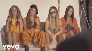 Little Mix - Glory Days: Platinum Edition Photoshoot (Behind The Scenes)