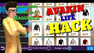AVAKIN LIFE HACK !! V 1.021.03 (2018 Junho)