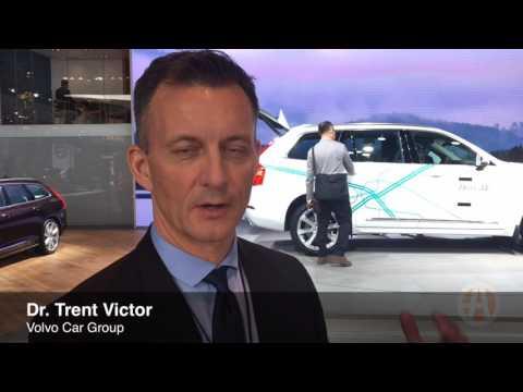 "Volvo ""Drive Me"" XC90: Detroit Auto Show - Video"