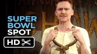 Muppets Most Wanted Super Bowl Extended Spot (2014) - Muppets Movie HD