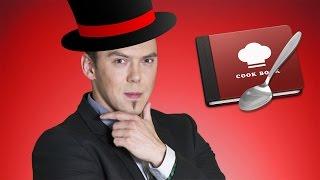 Láďa Hruška vaří totální sračku na TV NOVA! - Parodie