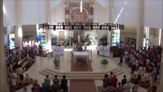 """2016 - """"Aleluia (Pe. Tarcízio Morais)"""" - Coro Juvenil de São Pedro do Mar, Quarteira"""