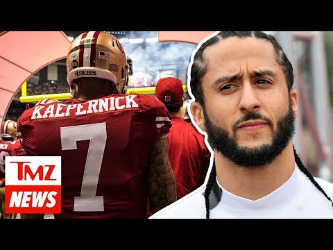 NFL to Kaepernick, We Didn't Promise You Workout Attendance List!   TMZ NEWSROOM TODAY