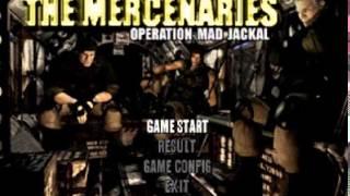 Resident Evil 3 OST The Doomed City - The Mercenaries Theme