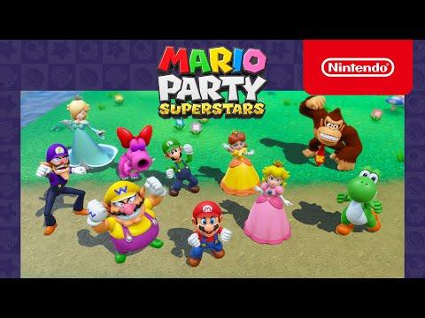 Hier seid ihr der Superstar ? Mario Party Superstars (Nintendo Switch)