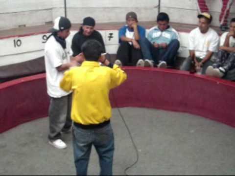 """CkR vs Wifran – Batalla Freestyle """"El Quinche"""" 2009"""