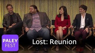 Lost Reunion - Damon Lindelof, Jorge Garcia, Josh Holloway Look Back at Lost