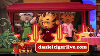Daniel Tiger's Neighborhood LIVE!