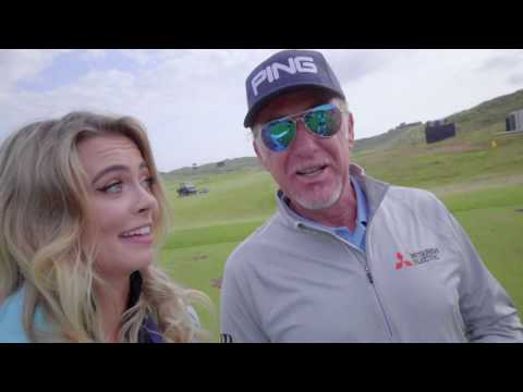 Catching up with Miguel Angel Jimenez at his 700th tournament
