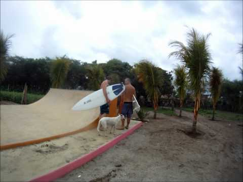 Nicaragua Surf Sessions 2011