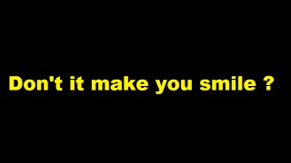 Pearl Jam - Smile (lyrics)