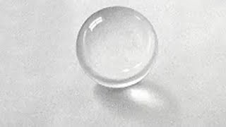 How to draw a Crystal Ball With Pencil very easy way
