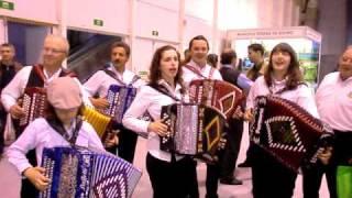 """""""Ó linda"""" concertinas de Góis Sem Eira Nem Beira Concertinistas"""