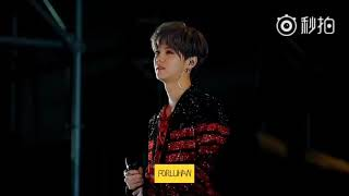 "[Fancam] 181013 LuHan ""Medal"" 2nd Concert Tour RE:X in Hangzhou"