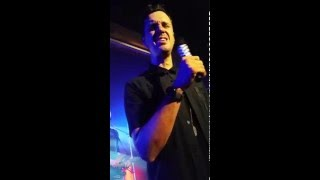 SEVEN - I dont give up - LIVE im ZAK Rapperswil-Jona