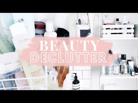 BEAUTY DECLUTTER & CLEAROUT | #ICOVETJUNE PART TWO | I Covet Thee